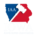 Iowa Auctioneers Association Logo